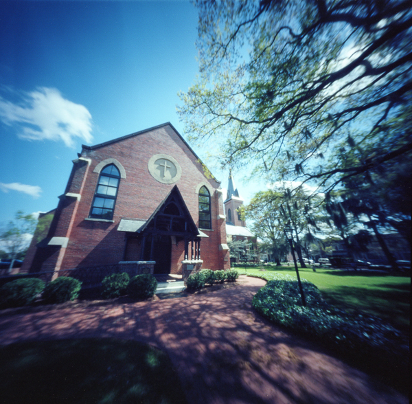 new bern church